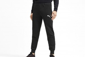 Spodnie Modern Sports Pants cl FL Puma Black