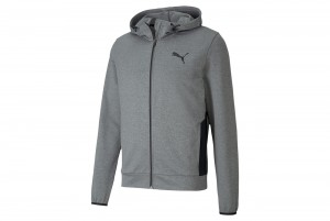 bluza RTG FZ Hoody Medium Gray Heather