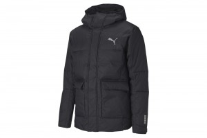 Kurtka Protective Down Jacket Puma Black