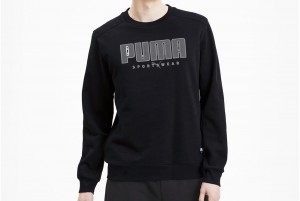 Bluza ATHLETICS Crew FL Puma