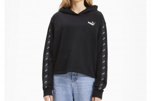 bluza Amplified Cropped Hoodie TR Puma B