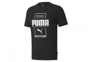 koszulka Box PUMA Tee Puma Black