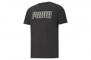 Koszulka ATHLETICS Tee Big Logo Puma