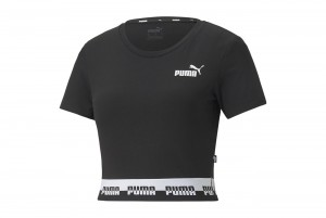 Koszulka Amplified Slim Tee Puma