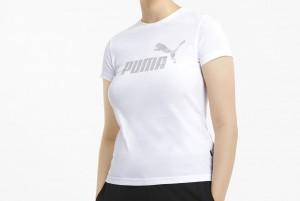 Koszulka ESS+ Metallic Logo Tee Puma