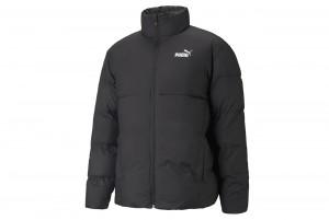 ESS+ Eco Puffer Jacket Puma Black