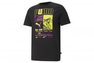 Koszulka PUMA Box Tee Puma