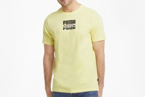 Koszulka PUMA Core International Tee Yel
