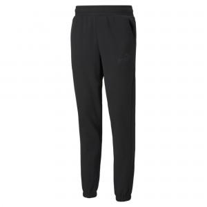 spodnie ESS+ Sweat Pants FL cl Puma Blac