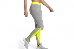 Legginsy TRANSITION Leggings W Safety Yell