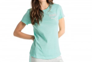 Koszulka ATHLETIC Tee W ARUBA BLUE