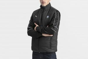 BEZRĘKAWNIK BMW MMS Padded Vest Puma Black