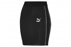 Spodnica Classics Rib Skirt Puma Black