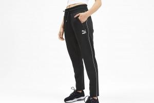Spodnie Classics Poly Track Pant Puma Black