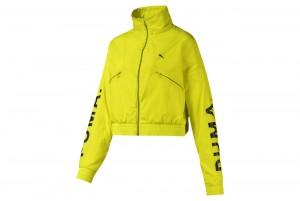 Kurtka Chase Woven Jacket Yellow Alert