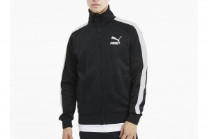kurtka Iconic T7 Track Top PTPuma Black