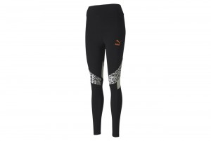 Leginsy TFS HR Legging Puma Black-animal