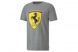 koszulka Ferrari Race Big ShieldTee+ Med