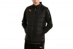 Bezrękawnik evoTRG Winter Vest Puma Black-