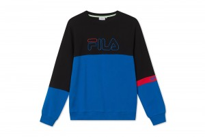 BLUZA MEN LARRY crew sweat