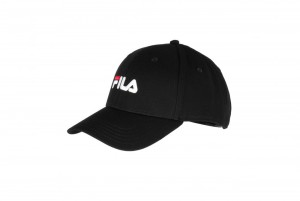 Czapka 6 PANEL CAP with linear logo/strap back