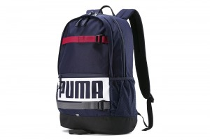 Plecak PUMA Deck Backpack Peacoat