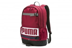 Plecak PUMA Deck Backpack Rhubarb
