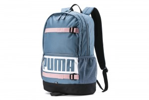 Plecak PUMA Deck Backpack Bluestone