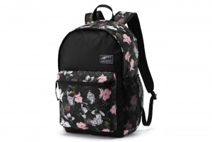 Plecak PUMA Academy Backpack Puma Black-Floral