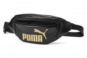 Torba WMN Core Up Waistbag Puma Black-Gold