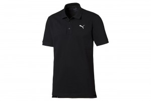 Koszlulka Polo ESS Pique Polo Cotton Black
