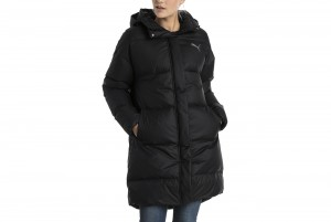 KURTKA 450 DOWN HD COAT Puma Black