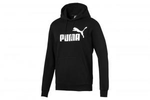bluza ESS Hoody FL Big Logo Puma Black