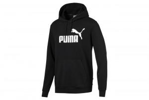 Bluza ESS Hoody TR Big Logo Puma Black