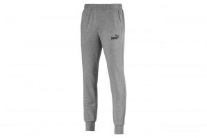 Spodnie ESS Logo Pants TR cl Medium Gray