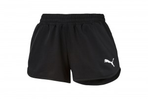 Spodenki Active Woven Shorts Puma Black