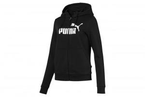 bluza ESS Logo Hooded Jacket FL Cotton B