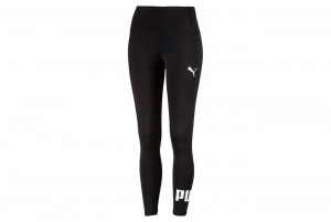 Szorty Active Logo Leggings Puma Black