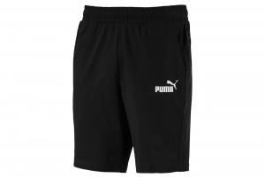 szorty ESS Jersey Shorts Puma Black