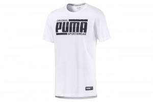Koszulka Athletics Tee Puma