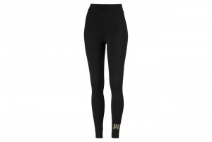 Leginsy ESS Logo Leggings Cotton