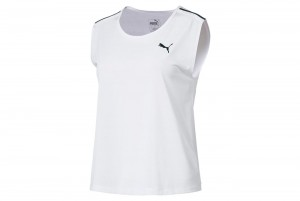 Koszulka Soft Sports Tank Puma White