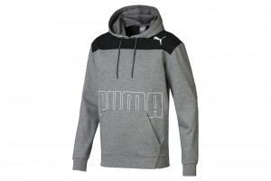 Bluza Modern Sports Hoody TR Medium Gray Heath