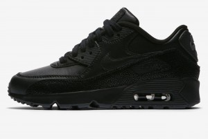 Buty NIKE AIR MAX 90 SE LTR (GS)