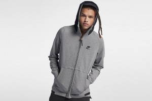 Bluza M NSW HOODIE AIR MAX FZ FT