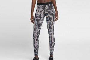 Spodnie W NP HPRCL TGHT MARBLE