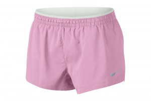 Spodenki W NK ELEVATE TRCK SHORT 3IN