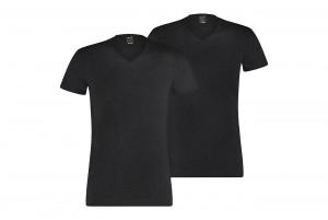 Koszulki PUMA BASIC 2P V-NECK