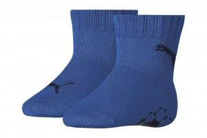Skarpety PUMA BABY CREW 2P ABS blue bl