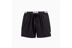 szorty PUMA SWIM MEN LOGO SHORT LENGTH S